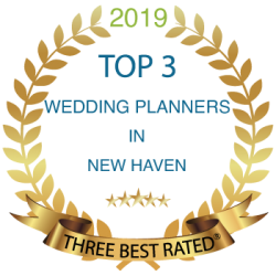 Three Best Rated Wedding Planners in New Haven, CT